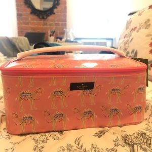 Kate Spade daycation camel party large colin